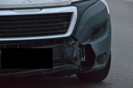 Очередная авария на улице Смилшу (дополнено)