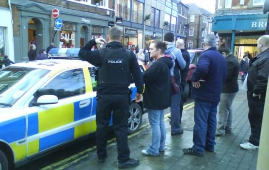 В Лондоне задержали второго подозреваемого в связи с терактом в метро