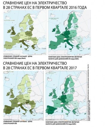 Почему жители Латвии платят за электричество больше, чем жители богатого Люксембурга?