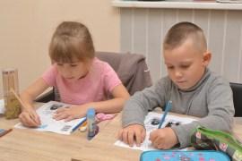 Учебный центр Lenoks: С заботой о детях