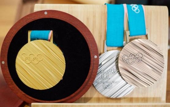 В Сеуле представлены медали зимних Олимпийских игр 2018 года