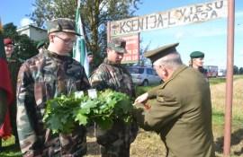 Литва-Латвия: вспоминали погибших за независимость