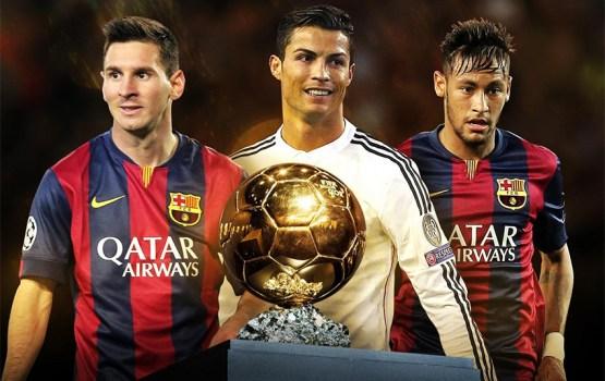 Названы номинанты на звание лучшего футболиста года