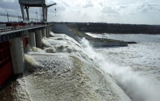 За восемь месяцев латвийские ГЭС произвели на 51,1% больше электроэнергии