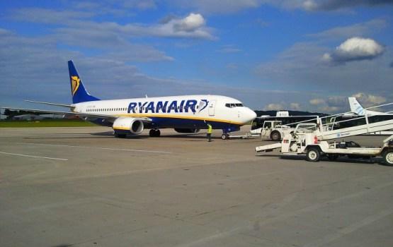 Ryanair существенно снизил цены на 1 млн билетов