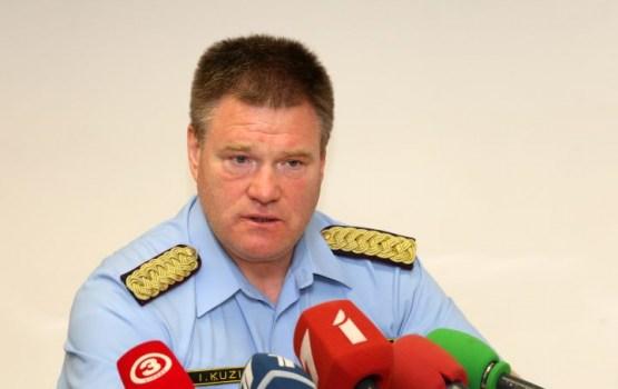 За управление автомобилем в нетрезвом виде в этом году уволен 21 полицейский