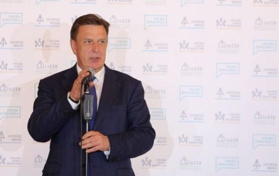 Кучинскис: Латвия еще не решила, требовать ли у Литвы компенсации ущерба за демонтаж дороги Мажейкяй-Реньге