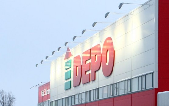 Совет по конкуренции оштрафовал сеть магазинов Depo на 3,7 млн евро