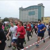 Забег «Даугавпилс – Межциемс» собрал около 800 участников