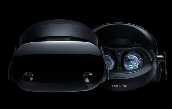 Samsung представила VR-гарнитуру на платформе Windows Mixed Reality
