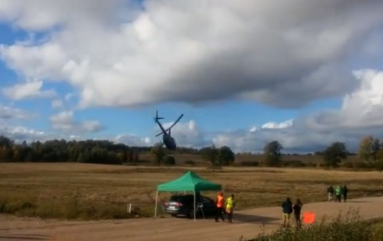 Эксперт: потерпевший крушение вертолет зацепился за электропровода (ВИДЕО)