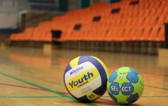 Волейбол: «Даугавпилс университате» начал новый сезон на своей площадке