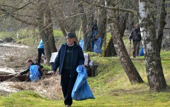 Убираем форштадтский лес – присоединяйтесь!