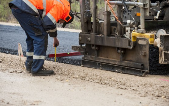 Дорожному ремонту в крае помешали непрерывные дожди