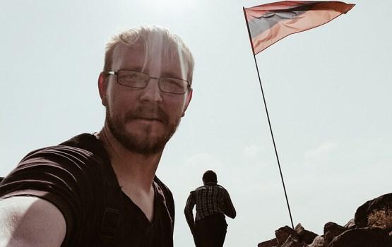 Даугавпилсский фрилансер  снял фильм о Нагорном Карабахе
