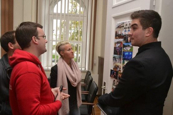 Работу самоуправления с молодежью высоко оценило министерство