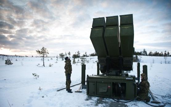Литва закупает норвежские системы ПВО средней дальности NASAMS