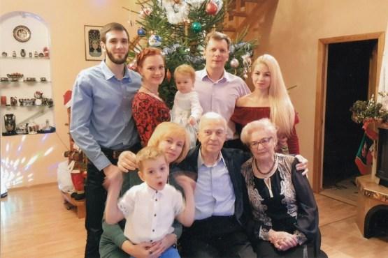 Бриллианты семьи Беликовых