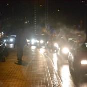 На 18 Новембра легковушка врезалась в трамвай (ВИДЕО)