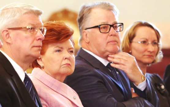 Государство в прошлом году истратило на квартиры и автомашины экс-президентов по крайней мере 172 тыс. евро