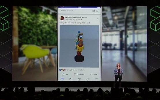 Facebook обновила социальное VR-приложение Spaces с упором на творчество и трансляции