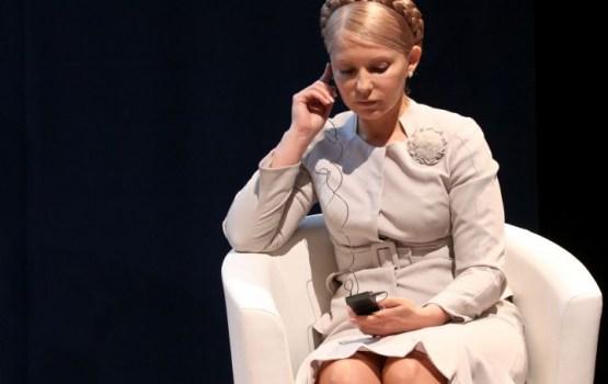 Тимошенко намерена участвовать в президентских выборах