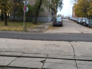 За улицу Виенибас можно сказать спасибо экс-мэру