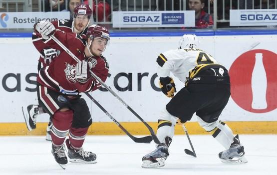 Хоккей: «Динамо» одержало первую домашнюю победу в этом сезоне