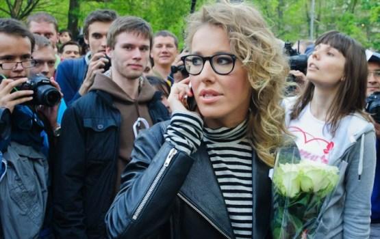 Ксения Собчак объявила об участии в выборах президента (ВИДЕО)