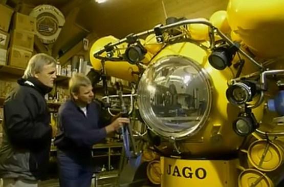 Подводные сейфы Топлица