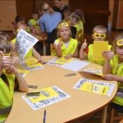 Воспитанники 13 детского сада стали супергероями (ВИДЕО)