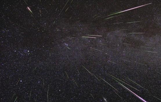 Метеорный поток Орианиды зажжет небо сегодня вечером