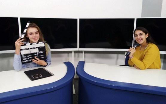 DauTKom рассказал школьникам о работе журналиста