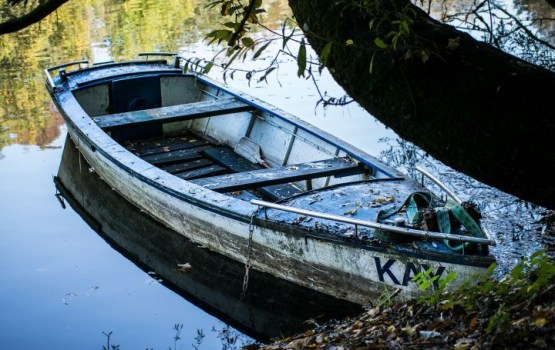 В Энгуре перевернулась лодка с людьми: один человек погиб