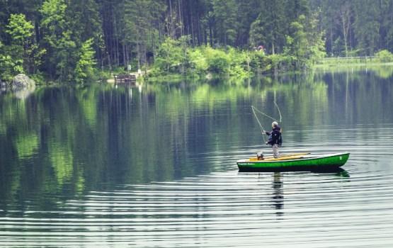 Сегодня судаки и щуки Стропского озера ждут рыбаков (дополнено)