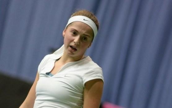 Остапенко покидает Сингапур после победы над чешской теннисисткой Плишковой