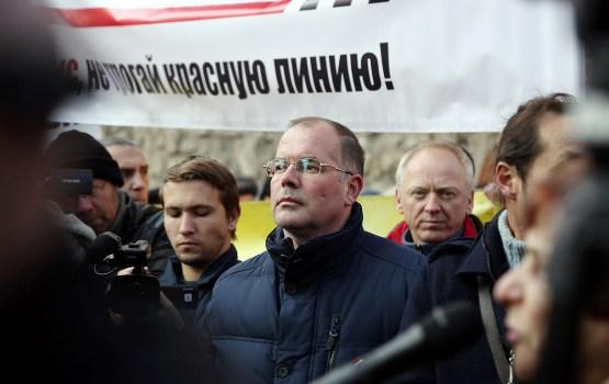 А. Мамыкин больше не пойдет на выборы с «Согласием»