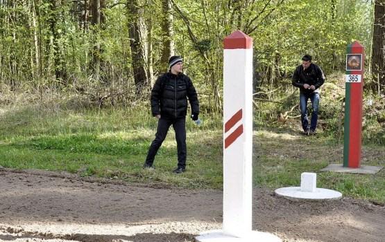 МВД: давление нелегальной иммиграции на внешние границы Латвии снизилось
