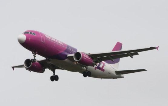 Авиакомпания Wizz Air отменила плату за ручную кладь
