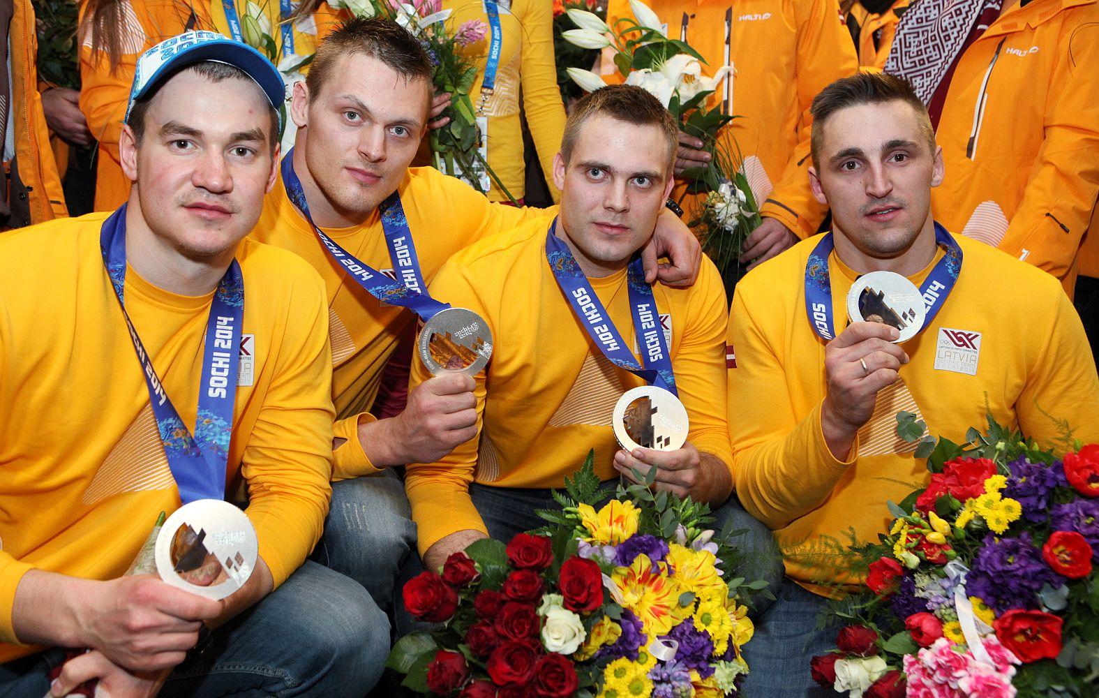 Четверо русских скелетонистов были отстранены от интернациональных состязаний