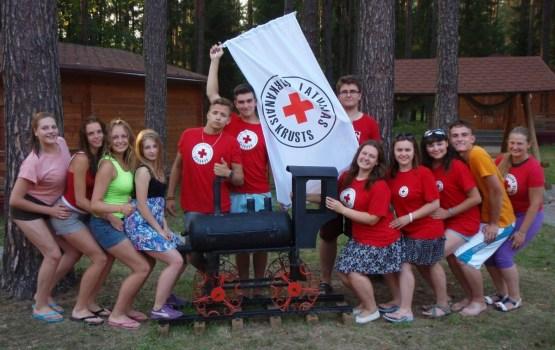 Красному Кресту нужна активная молодежь