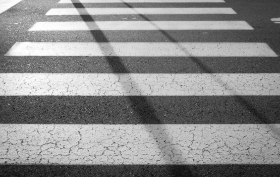 На зебре сбили 10-летнего ребенка