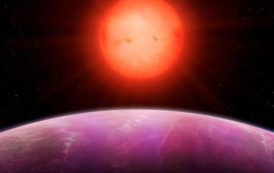 Открыта противоречащая законам физики планета