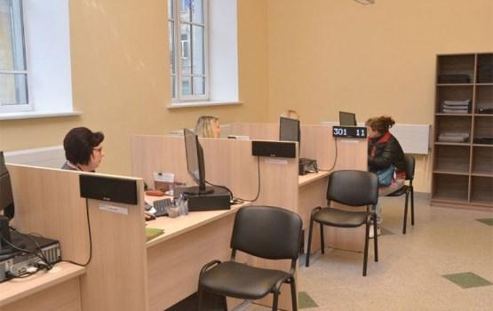 В ноябре Социальная служба будет принимать клиентов без обеденного перерыва