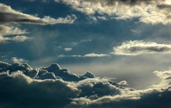 Завтра будет облачно, но без осадков