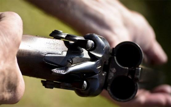 Застрелил собаку из нелегального ружья