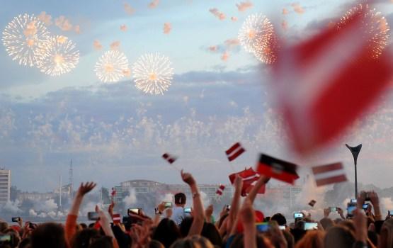 Даугавпилчане государственным праздникам предпочитают личные