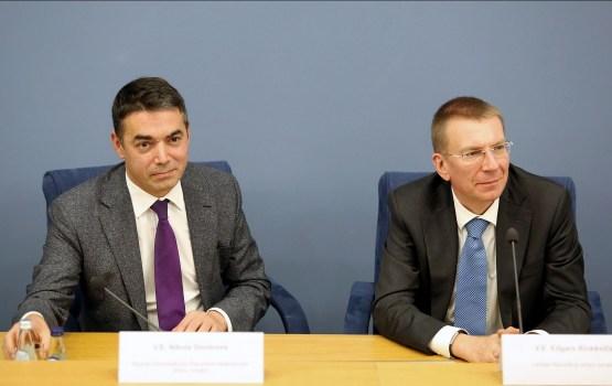 """Ринкевич: """"В интересах Латвии и всего ЕС - стабильность на Западных Балканах"""""""