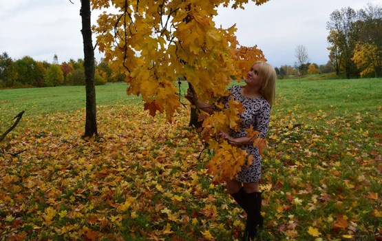 Определена «Девушка октября» на портале grani.lv