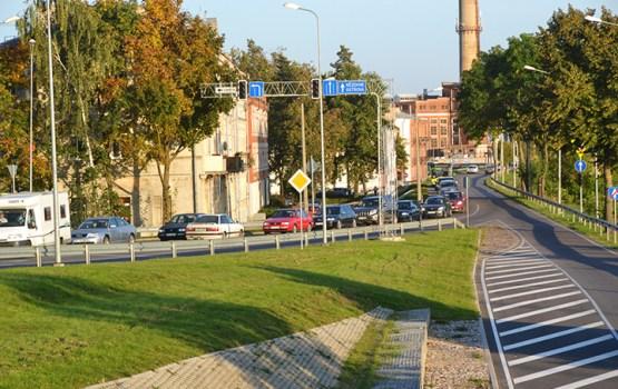 Опрос: опасен ли перекресток улиц Даугавас и 18 Новембра? (ВИДЕО)